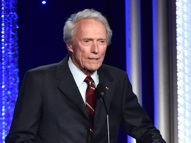 Clint Eastwood is a high profile Trump supporter. Picture: Supplied