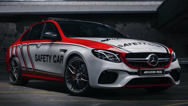 Mercedes-Benz's pace car for the Bathurst 12-hour. Pic: Supplied.