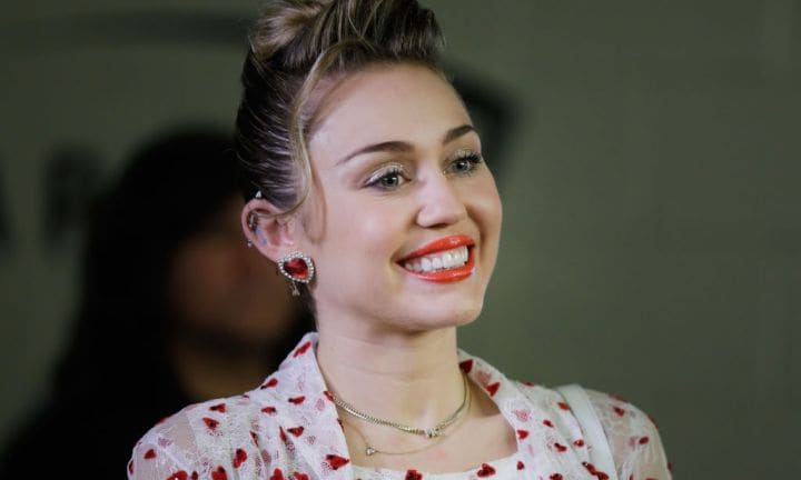 Miley Cyrus has revealed her unusual real name and our minds are blown