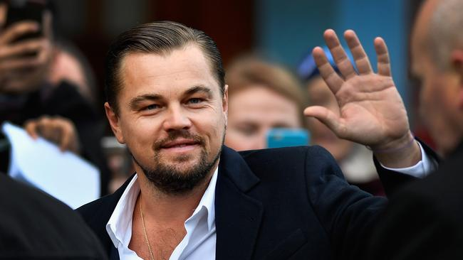 Hollywood actor Leonardo DiCaprio was one of a long list of Luis' high-profile and loaded clients. Picture: Jeff J Mitchell/Getty Images