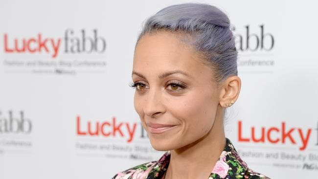 Nicole Richie says she's really lucky her husband has a twin. Picture: Getty Images
