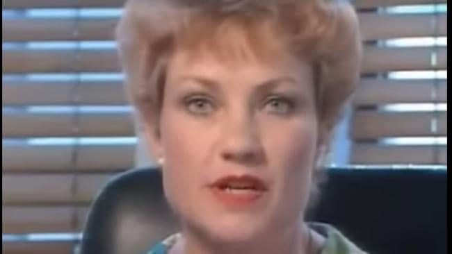 Pauline Hanson made a video in the event she was assassinated.
