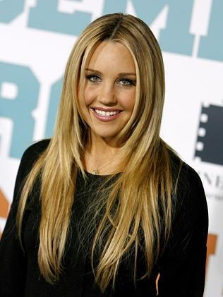 US actress Amanda Bynes before her dramatic fall from grace. Picture: AP