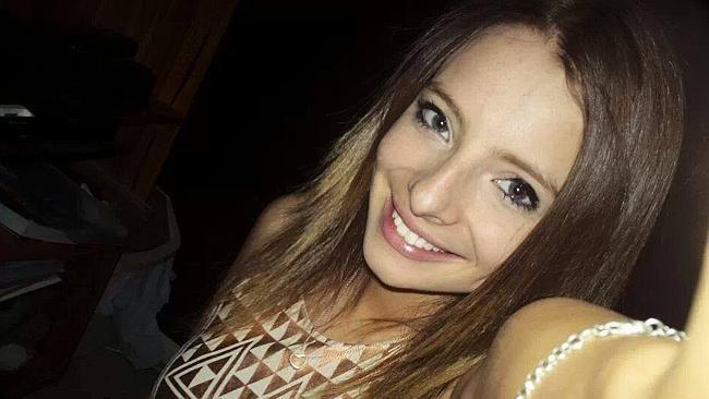 Katelyn Taylor, 19, from Launceston, tragically drowned in rough seas on the Sunshine Coast.