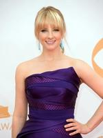 Big Bang Theory's Melissa Rauch. Picture: Getty
