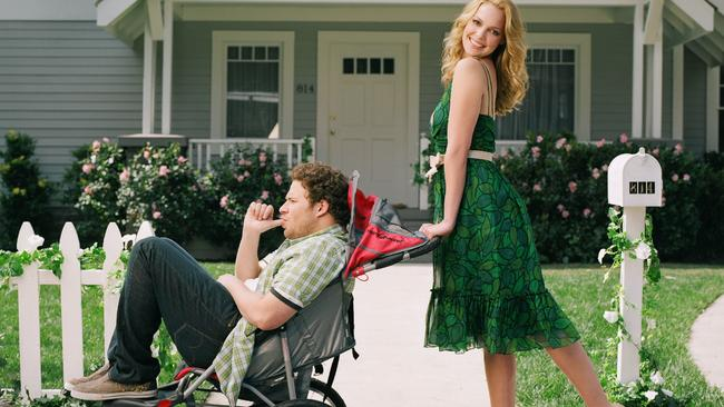Seth Rogen Opens Up About Katherine Heigl and 'Knocked Up'