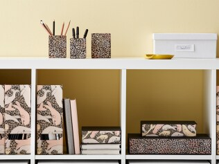 Organisation perfection. Photo: IKEA/Supplied