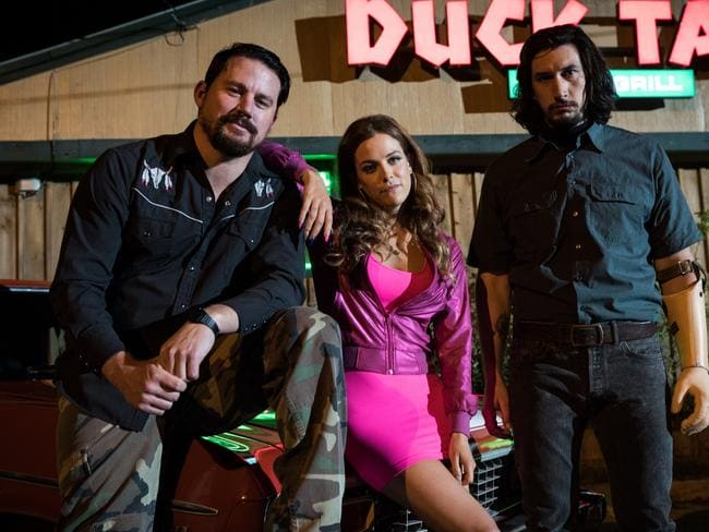 Logan Lucky a lot of fun. Picture: Roadshow Films.