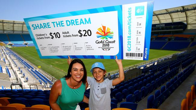 Games ticket sales set to top $60m | The Courier-Mail