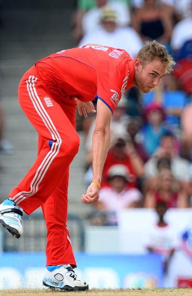 England could be without Stuart Broad for the rest of the series.