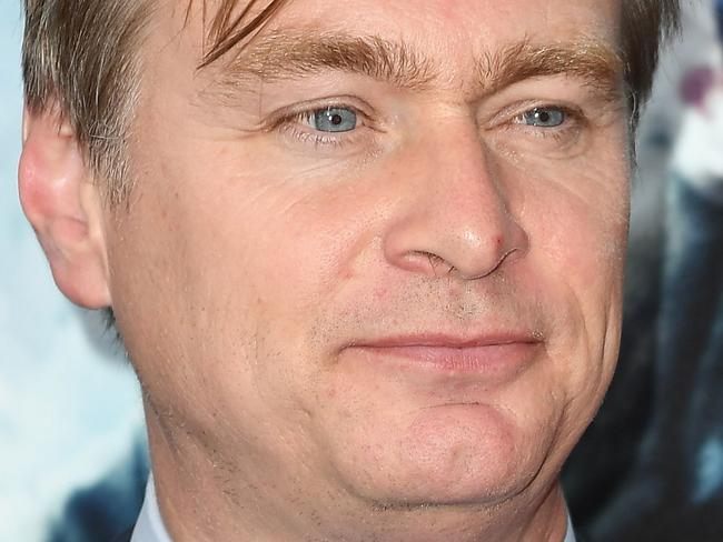 Director Christopher Nolan attends the Warner Bros. Pictures 'DUNKIRK' US premiere at AMC Loews Lincoln Square on July 18, 2018 in New York City.  / AFP PHOTO / ANGELA WEISS
