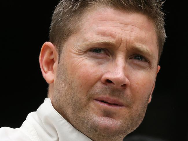 Michael Clarke has chosen to defy his coach.