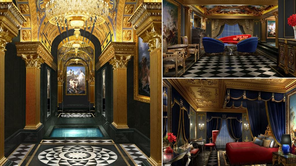13 hotel macau the world s most luxurious each room for Most stylish hotels in the world