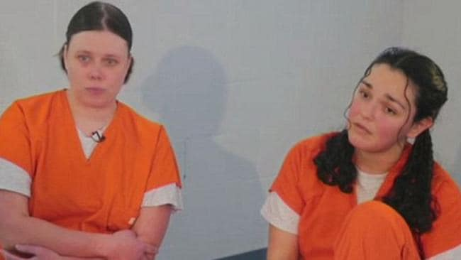On death row emilia carr and tiffany cole beg for their lives