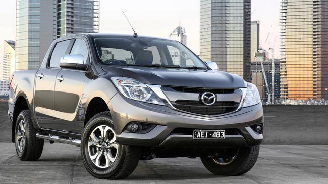 Mazda Joins Forces With Isuzu To Create A Mega Ute
