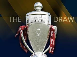 FFA Cup 2017 Round of 32 draw.