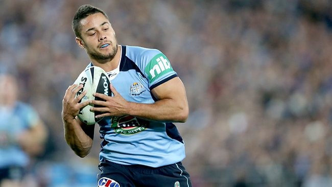 Jarryd Hayne is set to return for game three. Picture: Gregg Porteous