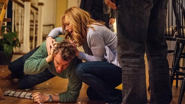 A scene from the new TV show, Hostages. Picture: Supplied