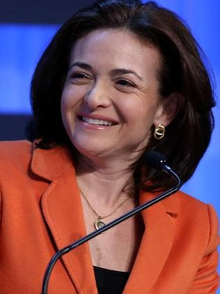 Like ... Sheryl Sandberg, chief operating officer of Facebook, has a new love interest. Picture: Getty