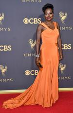 Viola Davis attends the 69th Annual Primetime Emmy Awards at Microsoft Theater on September 17, 2017 in Los Angeles. Picture: Getty