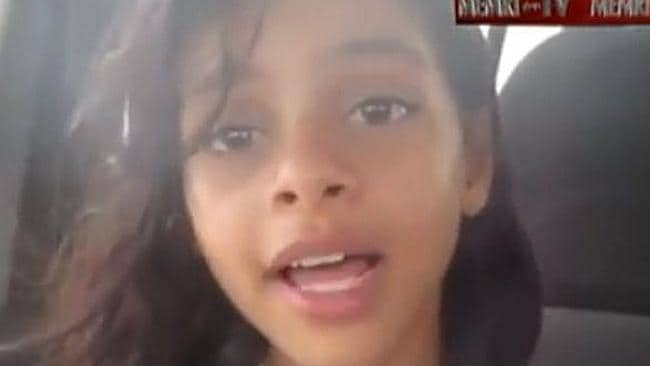 Yemini girl Nada Al-Ahdals declared she wasn't for sale after her parents attempted to force her into marrying an older man for money.