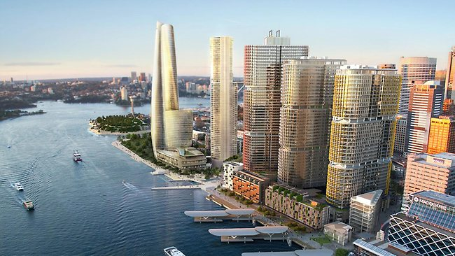 Packer Barangaroo