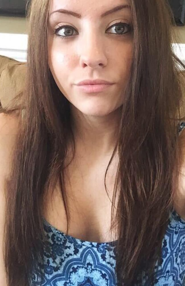 Alyssa Elsman, 18, was killed in the rampage. Picture: Facebook