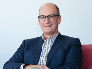 David Koch, Kochie, for Geelong Advertiser real estate section.
