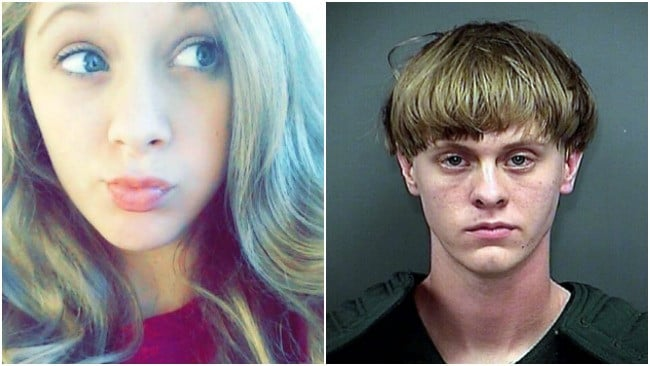 Dylann Roof Charleston Church Shooter S Sister Arrested