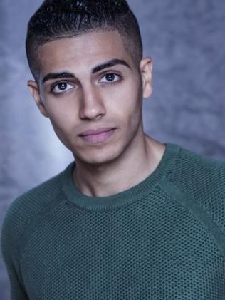 Mena Massoud has been cast as Aladdin. Picture: Twitter