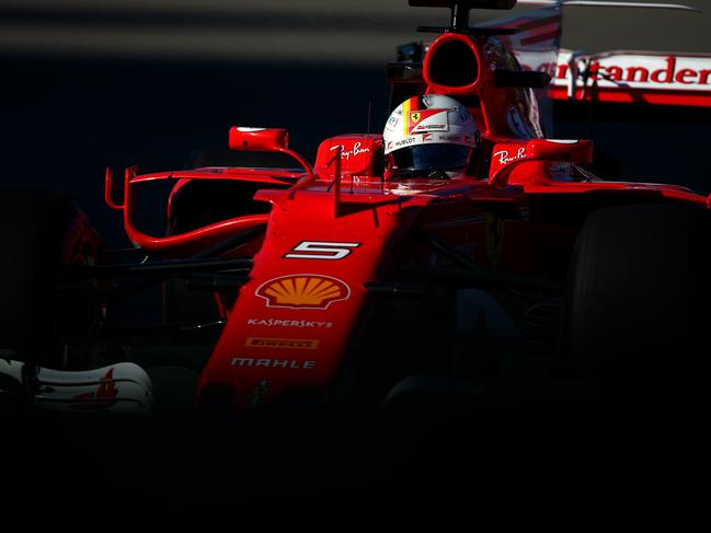 Ferrari's Russian shock for Hamilton