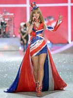 Victoria's Secret Fashion Show 2013: Singer Taylor Swift performs at the 2013 Victoria's Secret Fashion Show in New York City. Picture: Getty
