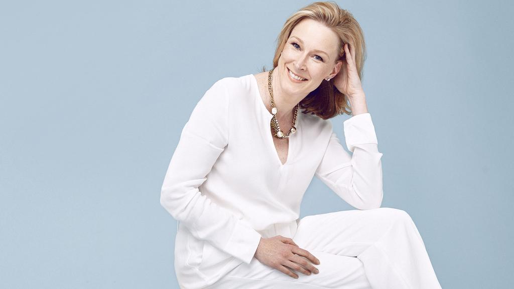 Leigh Sales wants a little more civility online. Picture: Nigel Lough