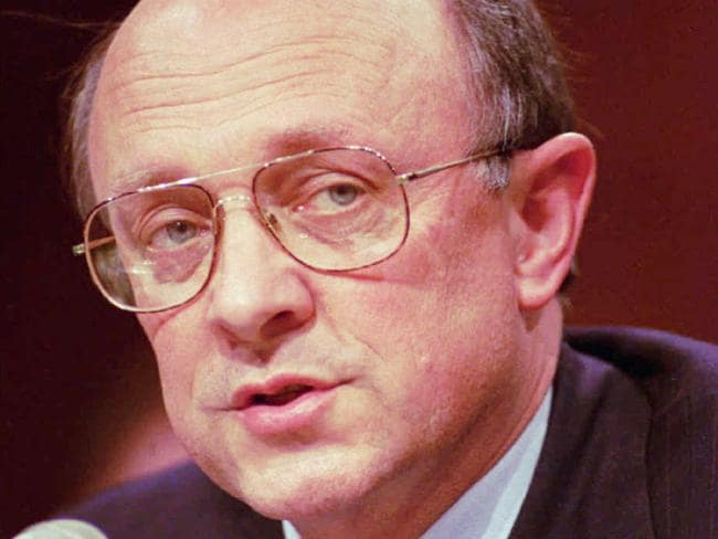 James Woolsey, who ran the CIA during the Clinton years, says Snowden has 'blood on his hands'