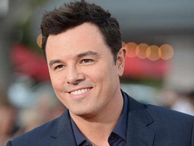 Seth MacFarlane is the brains behind Family Guy.
