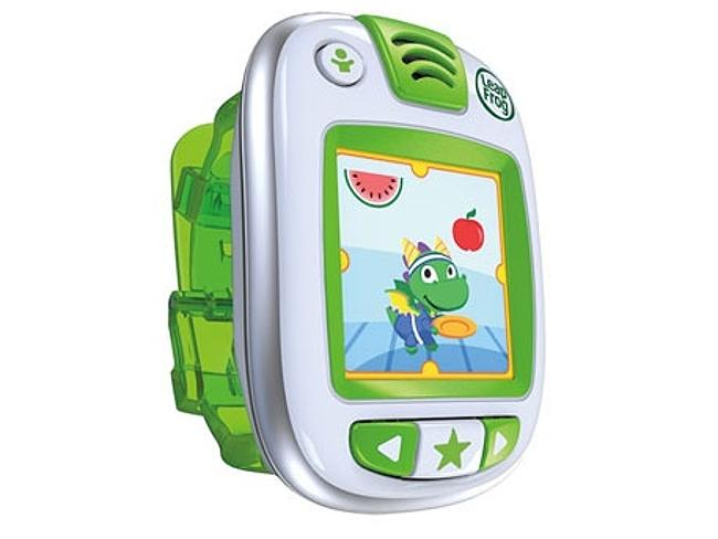 Child power ... LeapFrog is set to release the LeapBand, the first wearable activity tracker aimed at preschoolers.