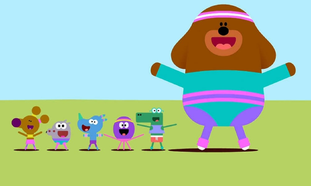 A-Woof! Hey Duggee is headed for the big screen