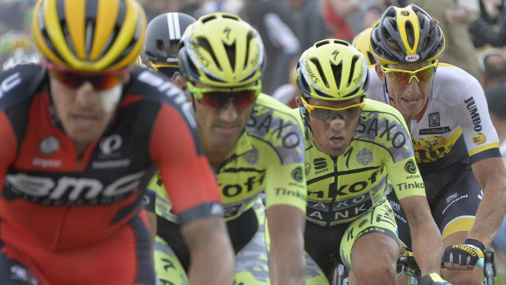 Tour De France Enjoy A First Hand View In The Peloton For