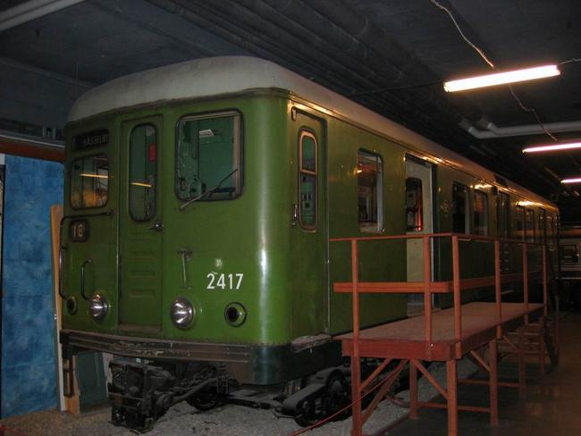 This is what the rest of the trains looked like. Picture: Zaphod via Creative Commons