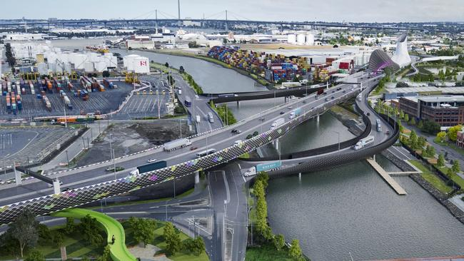 Melbourne's West Gate Tunnel project is under extra scrutiny this week.