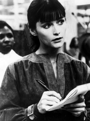 Margot Kidder as Lois Lane in Superman. Picture: Supplied