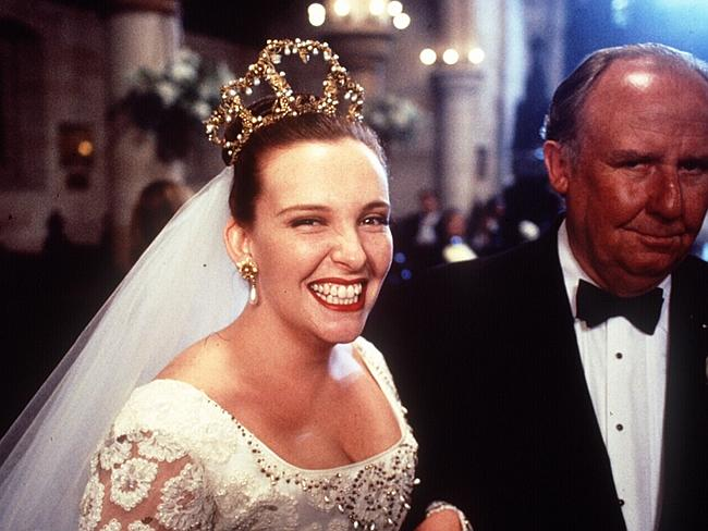 There are fears gems like Muriel's Wedding might not make it to the screen under cuts to arts funding.