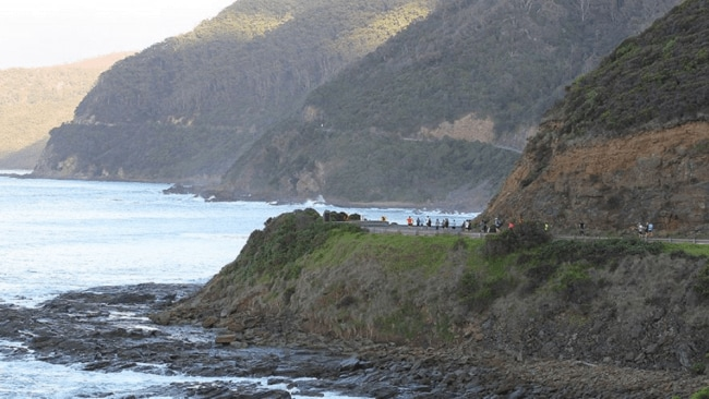 Photo: The Great Ocean Road Running Festival