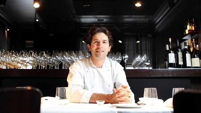 Chef Ben Shewry, owner of multi-award winning restaurant Attica, at Ripponlea in Melbourne.