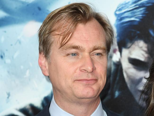 Director Christopher Nolan paid tribute to Ledger in a new interview. Picture: AFP