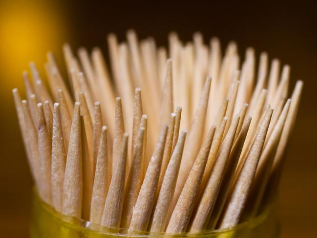 Doctor saves life with toothpick