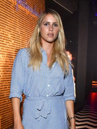 Claire Holt at the Maybelline New York Celebrates First Ever Co-branded Product Collection. Picture: Getty Images