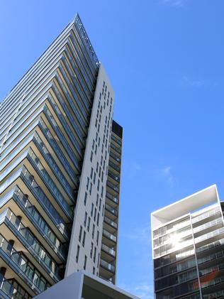 Tower blocks of apartments are in favour ahead of sprawling housing developments.