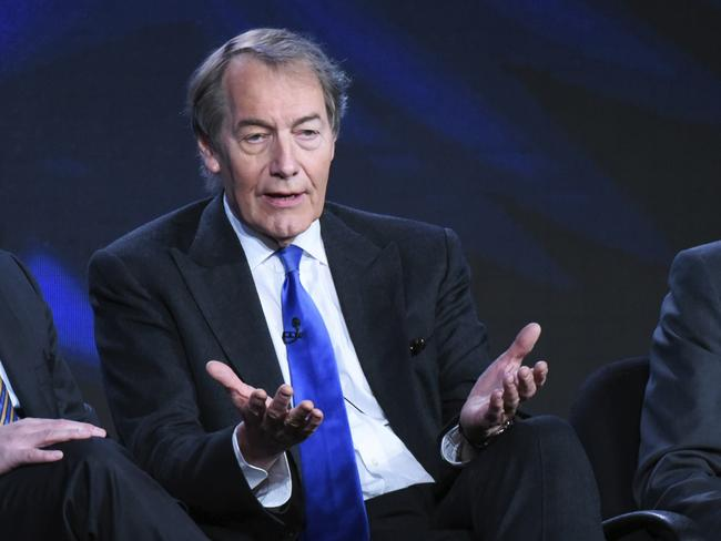 Charlie Rose fired after multiple sexual harassment claims