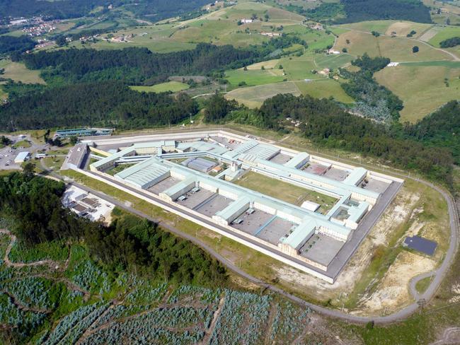Villabona prison, where the inmate was found, in Asturias, Spain. Picture: Alamy